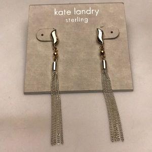 NWT Sterling Silver Earrings